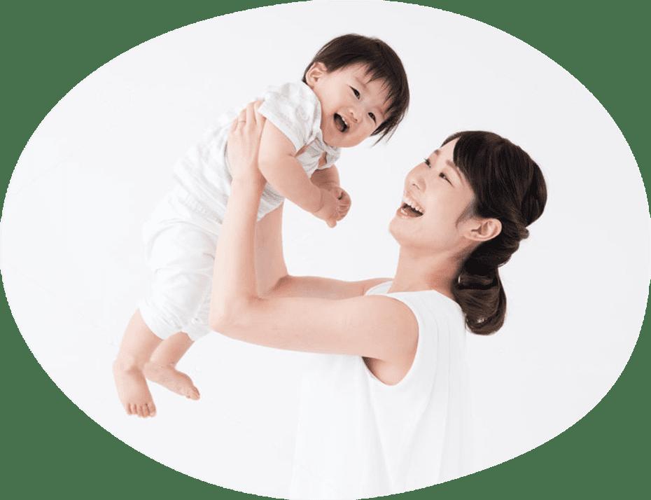 赤ちゃんにもママにも体にやさしい軟水