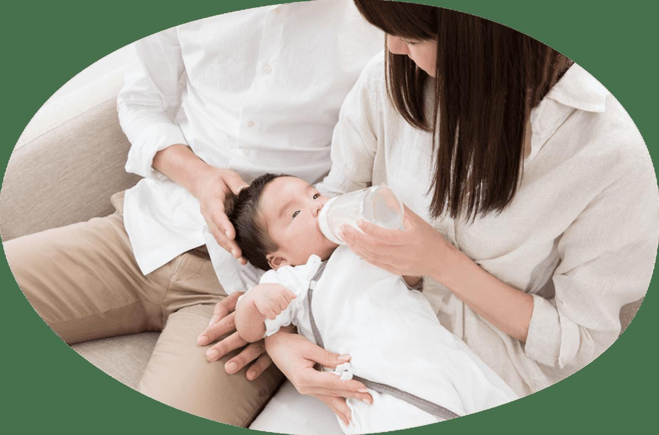 赤ちゃんに最適な水を選んでいますか?