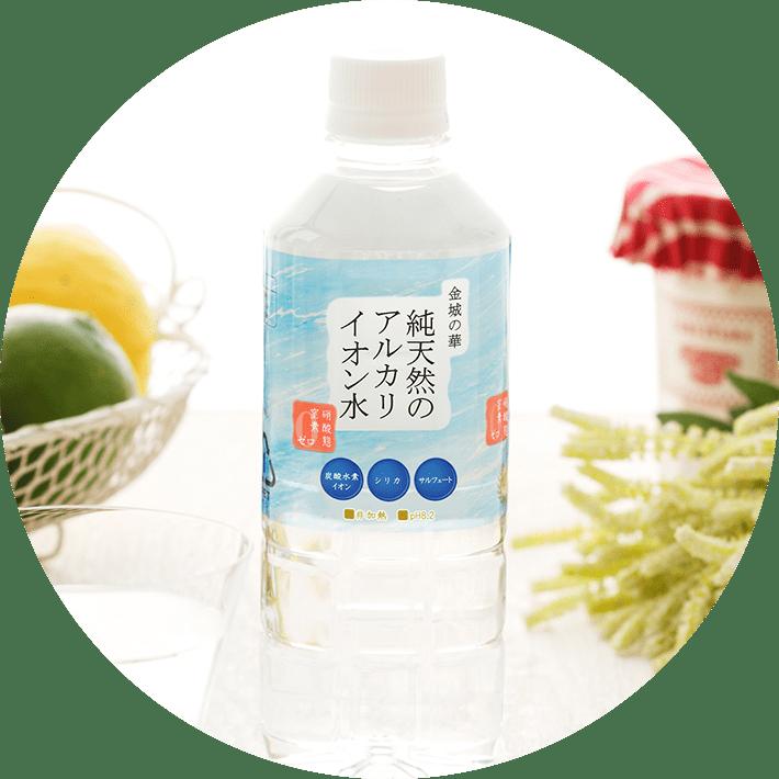 「炭酸水水素イオン」は日本でトップクラスの含有量