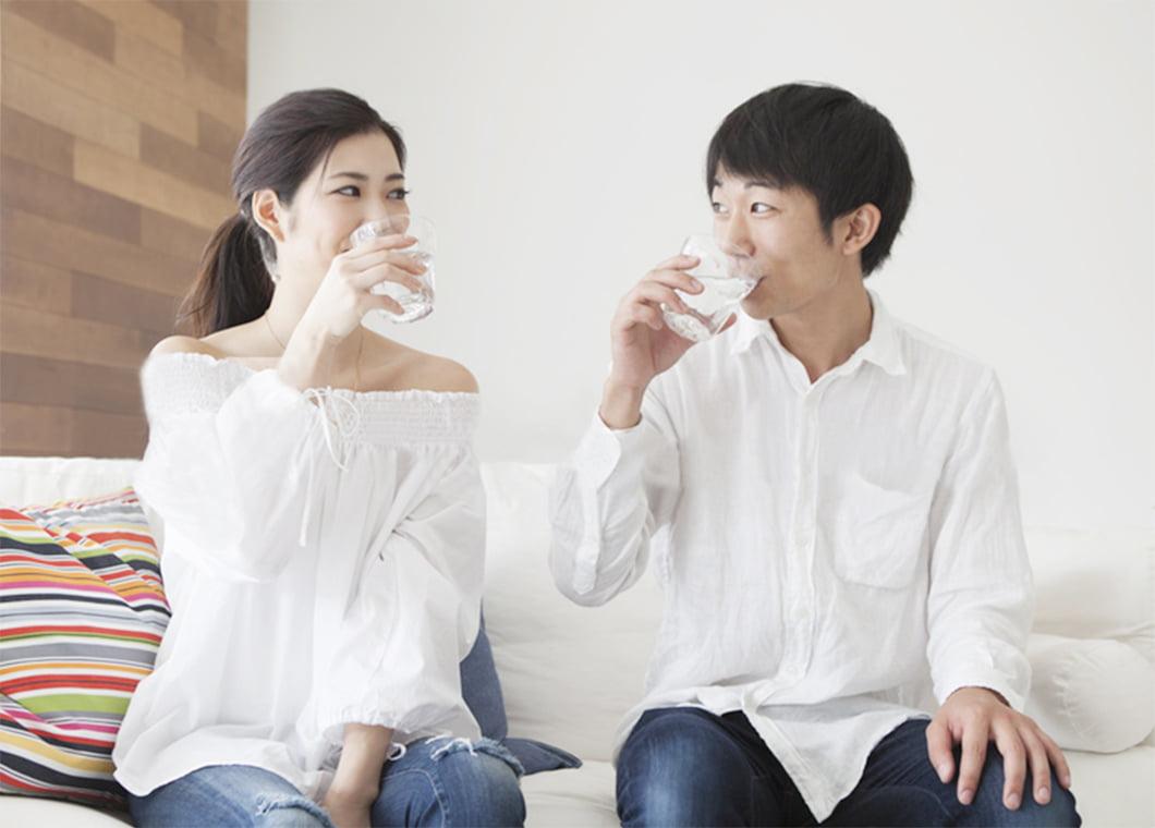水の補給とメリット