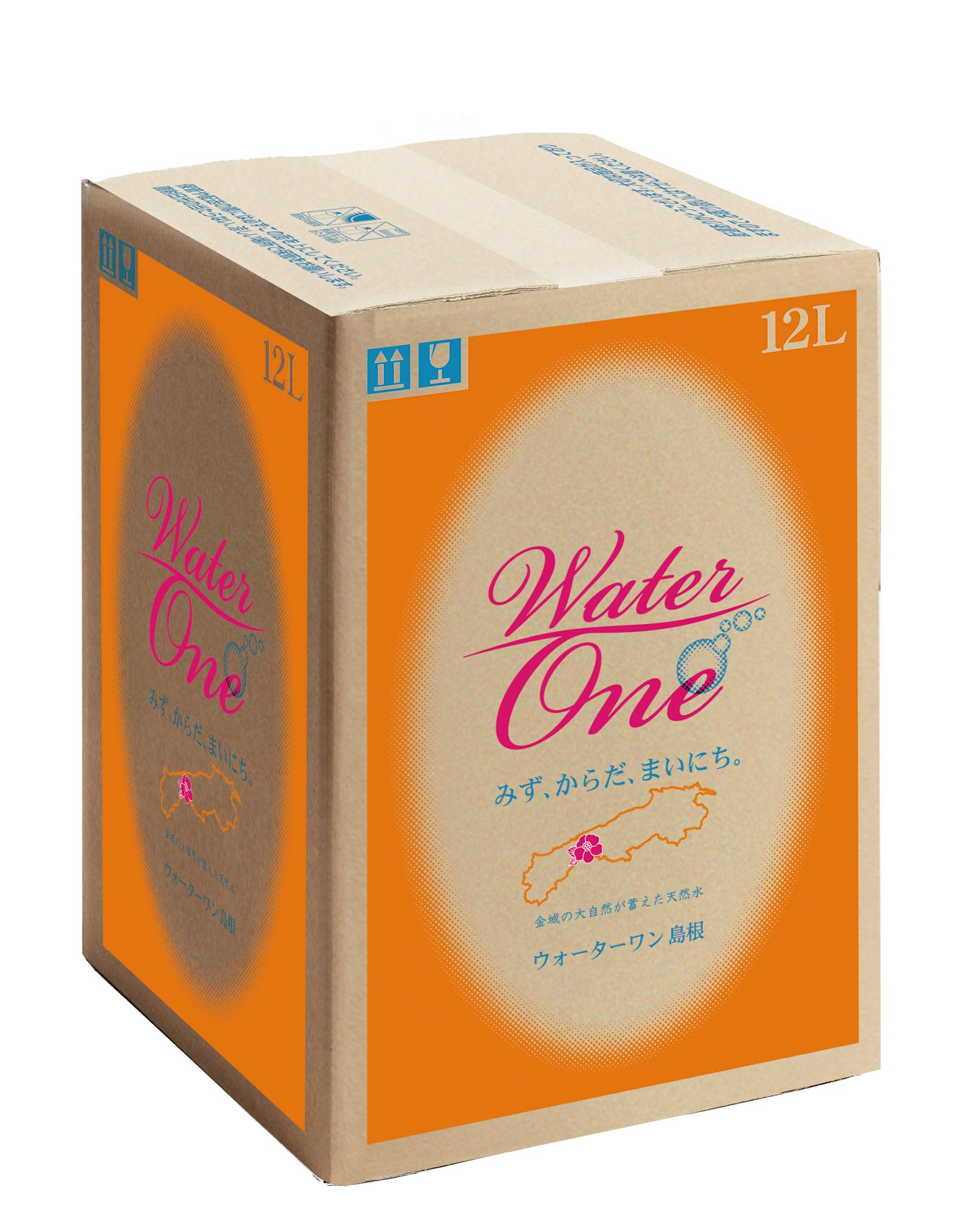 WaterOne12L(ボトル)